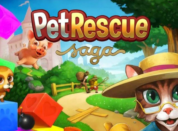 Play Pet Rescue Saga