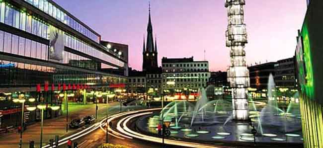 Stockholm Sweden Attractions